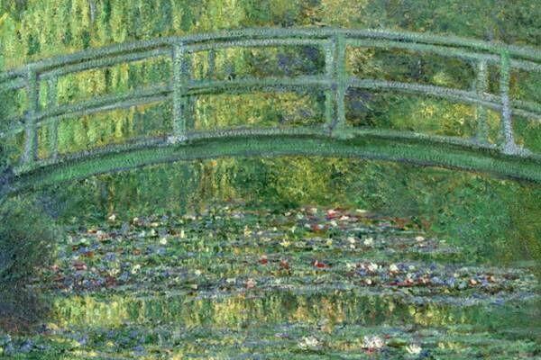 """展覧会「モネとマティス ―もうひとつの楽園」箱根・ポーラ美術館で、理想的な""""庭""""や""""室内""""の絵画"""
