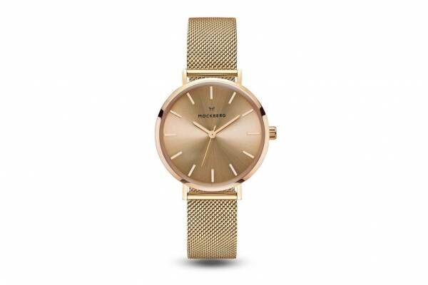 スウェーデン発腕時計ブランド・モックバーグの新ライン「モックバーグ バイ モックバーグ」誕生