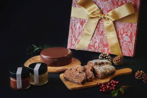 """ダンデライオン・チョコレートのクリスマス、""""ビーン トゥ バー""""チョコレートケーキやシュトーレン"""