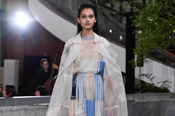 スリュー 2020年春夏コレクション - 古着から新しい価値を見つけ出す