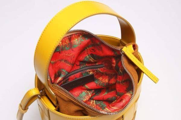 香取慎吾×祐真朋樹「ヤンチェ_オンテンバール」とヴァジックのコラボメッシュ編みレザーバッグ再販