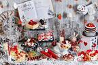 """""""アリスのクレイジーなお茶会""""クリスマスデザートブッフェ、ホテル インターコンチネンタル 東京ベイで"""