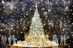 """横浜ランドマークタワーのクリスマス、ツリーやイルミネーション""""雪が舞い降りる""""演出も"""