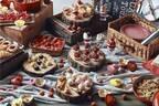 ホテル椿山荘東京で苺&ランチビュッフェ「森のストロベリーピクニック」約30種の苺スイーツ&セイボリー