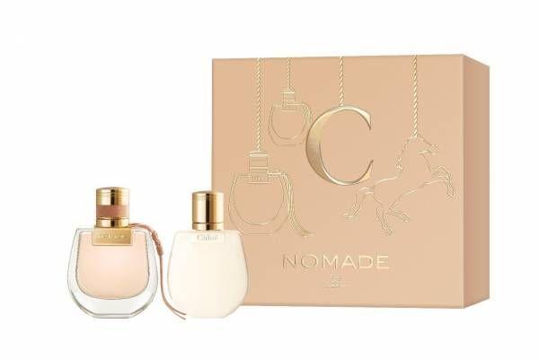 クロエの19年クリスマス限定フレグランスコフレ、フローラルノートの人気香水×ボディローション