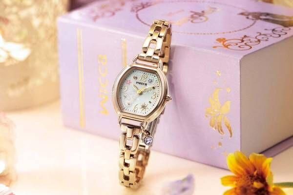 シチズンからディズニー『塔の上のラプンツェル』や『ライオンキング』モチーフの限定腕時計
