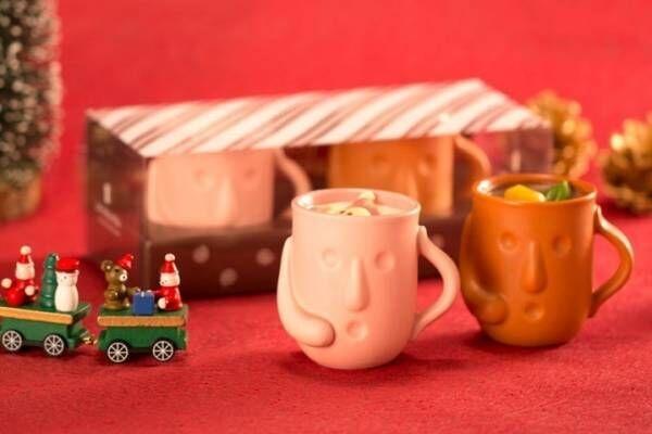 「はにわぷりん」にクリスマス限定チョコオーナメント&マロン入りメニュー、新大阪で発売