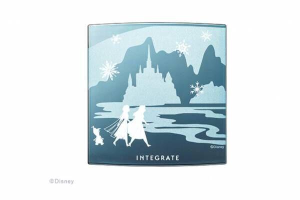 マキアージュやインテグレートの人気コスメ&ファンデがディズニー『アナと雪の女王2』デザインに