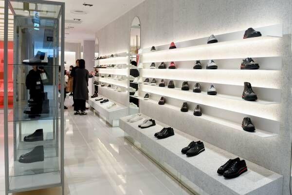 オニツカタイガー新ライン「ジ・オニツカ」渋谷パルコに世界初ストア、シャークソールのドレスシューズ展開