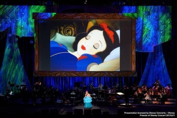 「フレンズ・オブ・ディズニー・コンサート」東京国際フォーラムで、武内駿輔や中川翔子らが歌う名曲