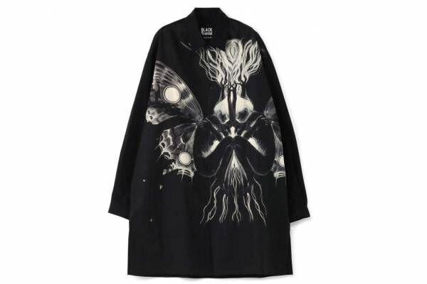 ヨウジヤマモトGround Y 渋谷パルコに国内最大規模の店舗、「ばけもの」プリントの限定シャツも