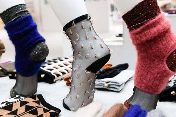 「マルコモンド」初の直営店が渋谷パルコに、人気ソックスや新ブランドのウィメンズウェアを展開