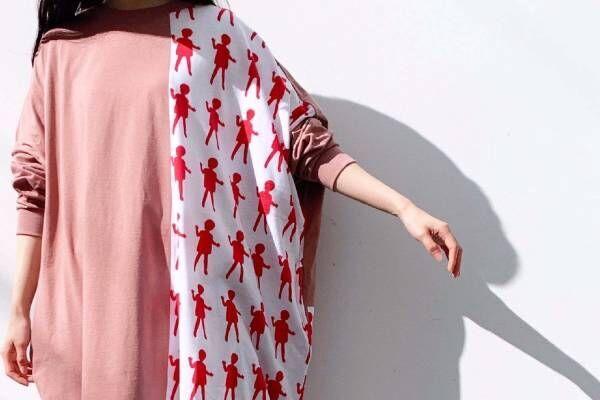 ミントデザインズ直営店が渋谷パルコに、ドール&マーブルの切り替えドレスも限定発売