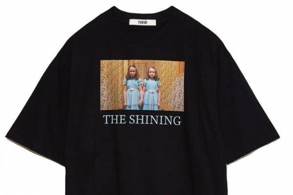 ファーファーからサイコスリラー映画『シャイニング』の双子Tシャツ、渋谷パルコ限定スカートも