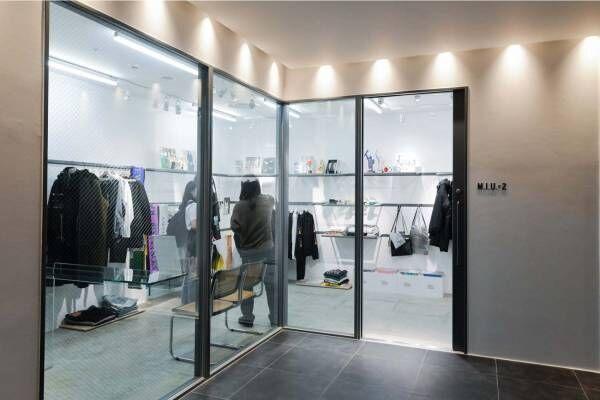 "「M.I.U.」2店舗目を渋谷パルコに、ファッションやアート雑貨などを扱う""ジャンルレス""なストア"