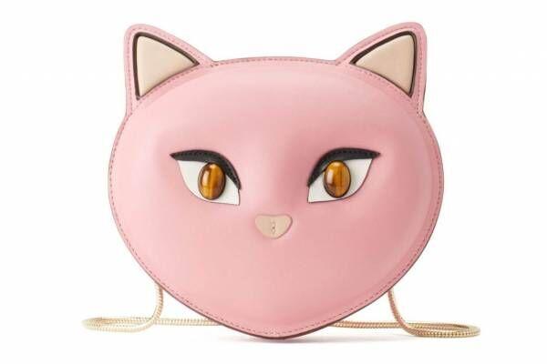 ケイト・スペード×映画『キャッツ』の猫モチーフバッグ、iPhoneケースやコインケースも