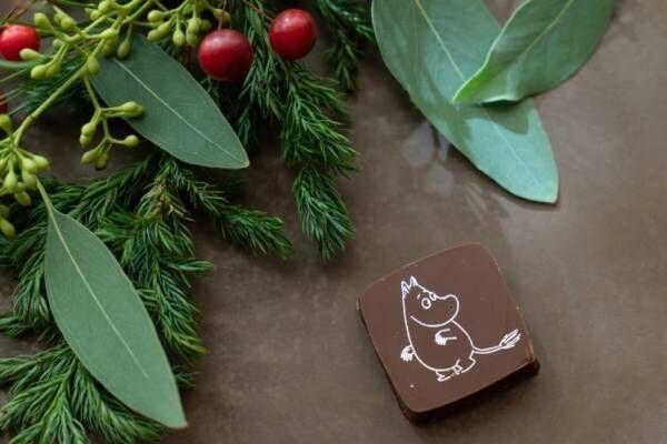 ブルガリ イル・チョコラート「ムーミン」チョコ発売、バナナやラズベリーなど4種の新フレーバー