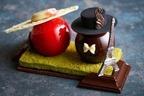 マンダリン オリエンタル 東京のバレンタインデイ&ホワイトデイ、KUMOケーキ&白鳥モチーフのチョコ