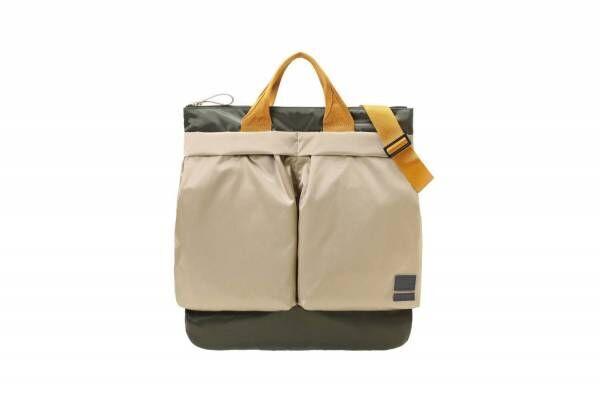 マルニ×ポーターの新色バッグ&財布 - ヘルメットバッグやスマホ収納可の新作ジップウォレット