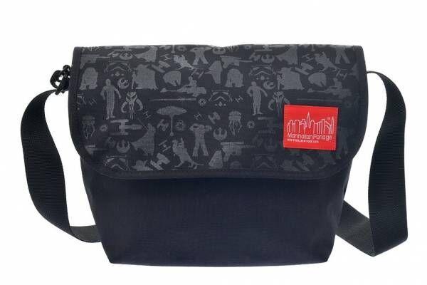 『スター・ウォーズ』柄のマンハッタン ポーテージ限定バッグ、全国のディズニーストアで発売