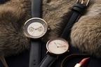 フルラのチックタック別注腕時計、バッグの留め具から着想を得たウォッチやミニマルな文字盤