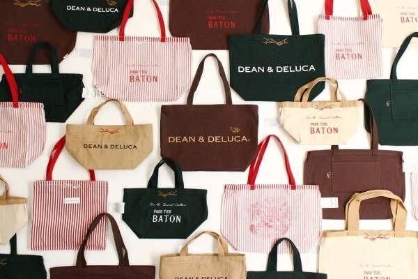 パスザバトンからディーン&デルーカのリメイクバッグ、アニマル刺繍入りのリバーシブル仕様で