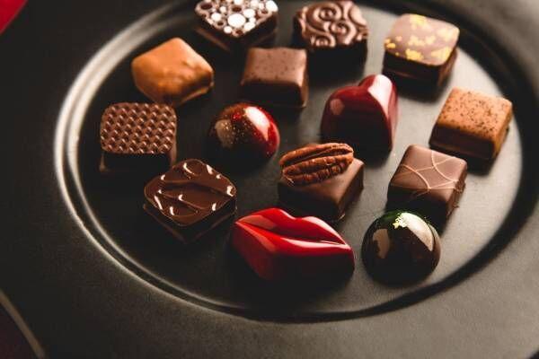 """デカダンス ドュ ショコラ「和」がテーマのバレンタイン、柚子×いちご香る""""リップ型""""チョコレートなど"""
