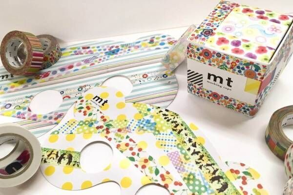 マステのつかみ取りやmtガチャも、マスキングテープ「mt」の限定イベントが東急ハンズ池袋店で