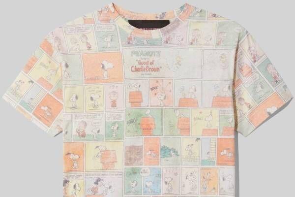 ピーナッツ×ザ マーク ジェイコブスの限定店舗が渋谷パルコに、スヌーピーたちを描いたTシャツやバッグ