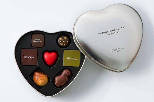 オークラ東京×ピエール マルコリーニ、バレンタイン&ホワイトデー2020限定チョコレート