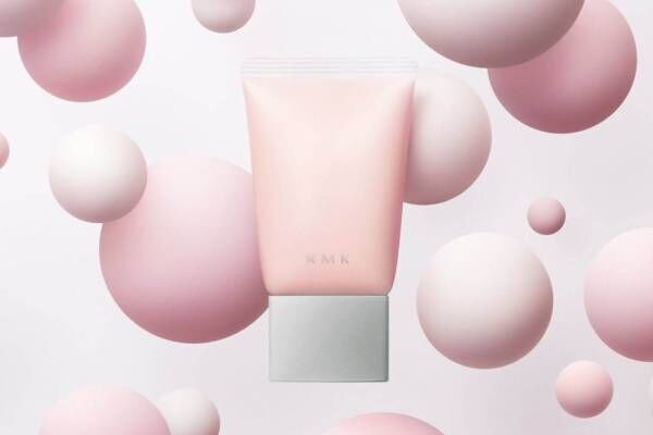 """RMK""""陶器肌""""を叶える化粧下地に新色、ふんわりピンク&パール煌めくホワイトで毛穴カバー"""