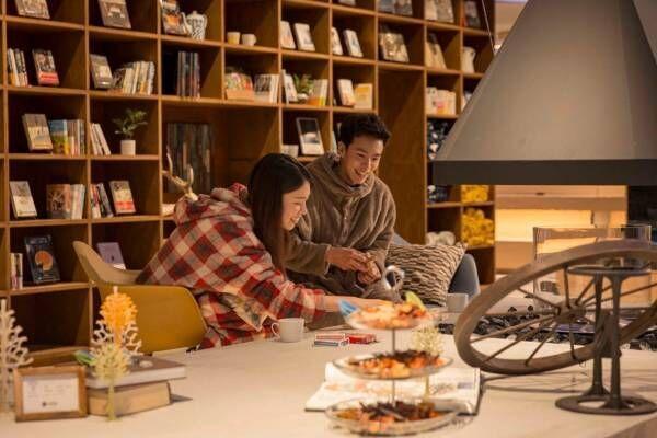 「芦別温泉 おふろcafe 星遊館」北海道1号店が芦別に -2種の源泉が楽しめる浴場とリラックス空間