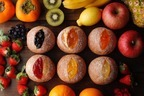 大人のジャムパン専門店「銀座 月と花」東銀座にオープン、果実のようなこだわりジャム×ふっくらパン