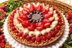 「キル フェ ボン」から苺の新作タルト、希少な白イチゴのタルトも全国の店舗で発売