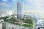「コモレ四谷」四谷駅前の再開発で商業施設コモレモール、高層ビル、緑地公園が誕生