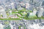 大阪「うめきた2期地区」再開発、新駅開業でアクセス向上 - 都市公園が繋ぐホテルや商業施設が誕生