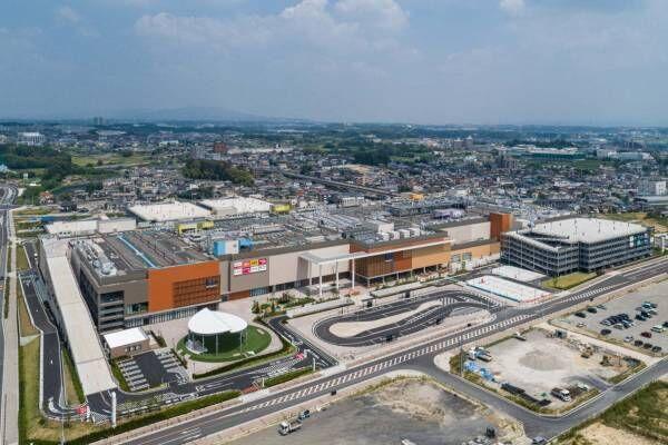 「ららぽーと愛知東郷」エリア最大級約200店舗、大型アウトドアショップやエンタメ施設VS パークなど