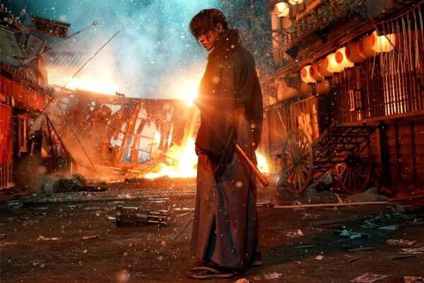 映画『るろうに剣心』最終章 21年GWに2作連続公開へ - 佐藤健主演、剣心の過去に迫るストーリー