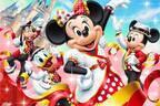 """東京ディズニーランド""""ミニーマウスが主役""""のショー&パレード「ベリー・ベリー・ミニー!」"""