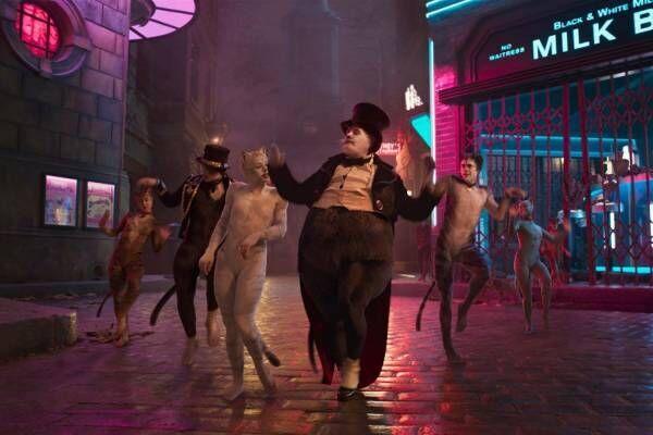 映画『キャッツ』人気ミュージカル作品ハリウッド実写化、トム・フーパー監督×スティーヴン・スピルバーグ