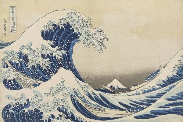 「大浮世絵展―歌麿、写楽、北斎、広重、国芳 夢の競演」愛知で、5大人気絵師の傑作集結