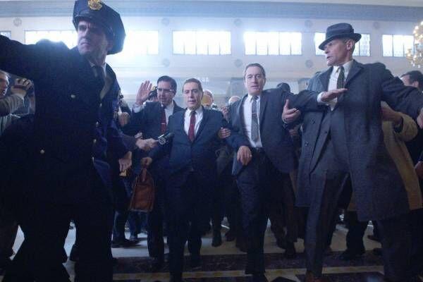 映画『アイリッシュマン』マーティン・スコセッシ×ロバート・デ・ニーロが描く、戦後アメリカの無法社会