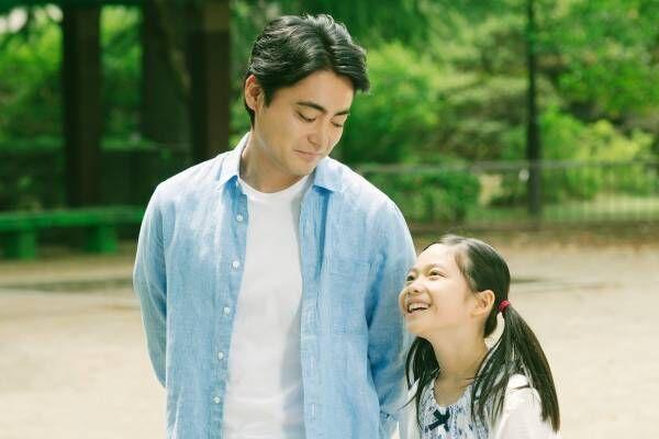 山田孝之主演の映画『ステップ』シングルファザーと娘の10年の軌跡、重松清の感動作を実写化
