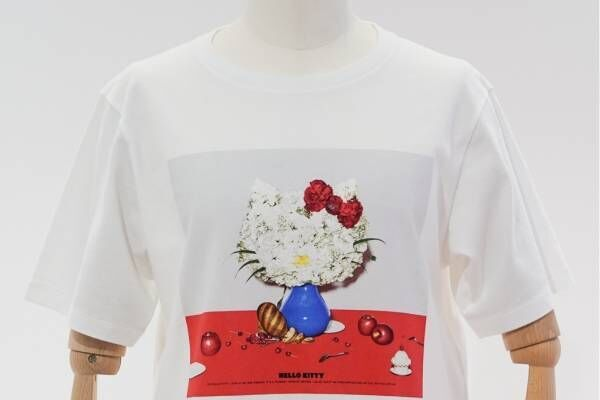 ユニクロUT×吉田ユニ、ハローキティやマイメロディのグラフィックTシャツ