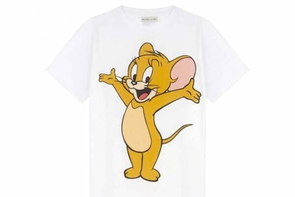 エトロ×『トムとジェリー』のジェリー - Tシャツやフーディー、ペイズリー柄のバッグなど