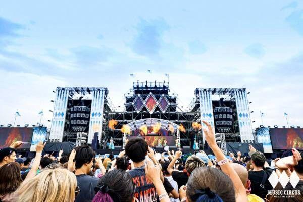 「ミュージックサーカス'20」大阪・タルイサザンビーチで、AK-69やET-KINGら出演