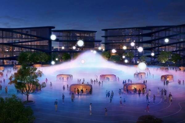 """トヨタが実験都市「ウーブン・シティ」を静岡に開発へ、ロボットやAI技術を駆使した""""スマートシティ"""""""
