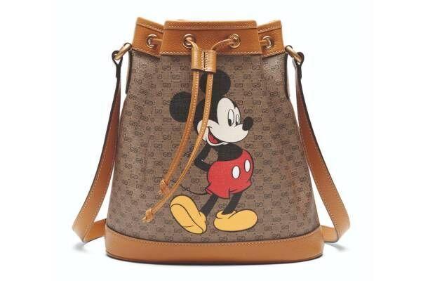 """グッチとディズニーによる""""ミッキーマウス""""の限定メンズ&ウィメンズウェア、バッグや腕時計も"""