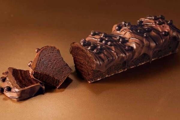 ねんりん家 バレンタイン限定チョコバームクーヘン「デ・ラ・ショコラ ギンザ」濃密チョコの贅沢な味わい