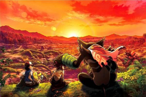 映画『劇場版ポケットモンスター ココ』ポケモンに育てられた少年と父親ザルードの物語